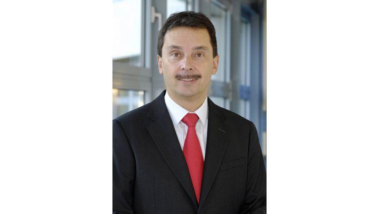 Arxes-CEO Hans-Jürgen Bahde