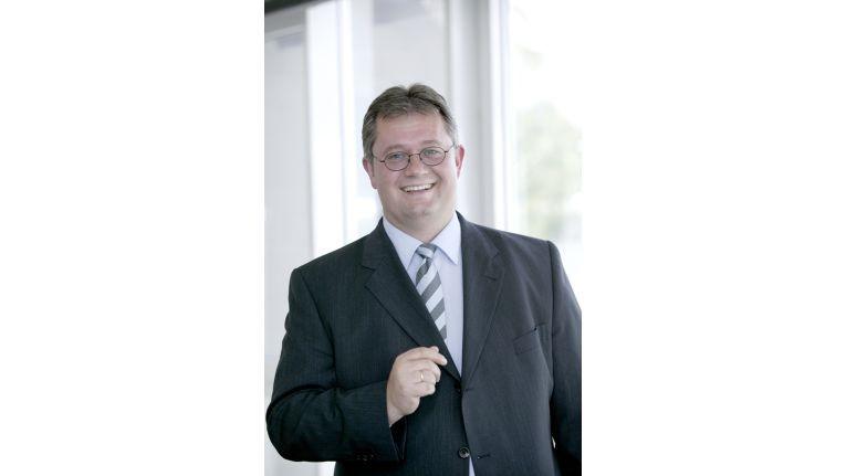 """becom-Geschäftsführer Detlef Linde: """"Mit Computacenter haben wir einen soliden Partner gefunde!"""""""