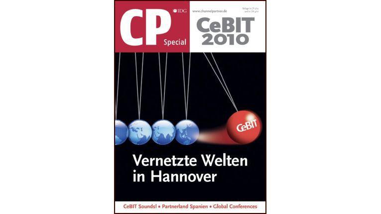 """Titelseite """"CP Special: CeBIT 2010"""" (Sonderheft)"""