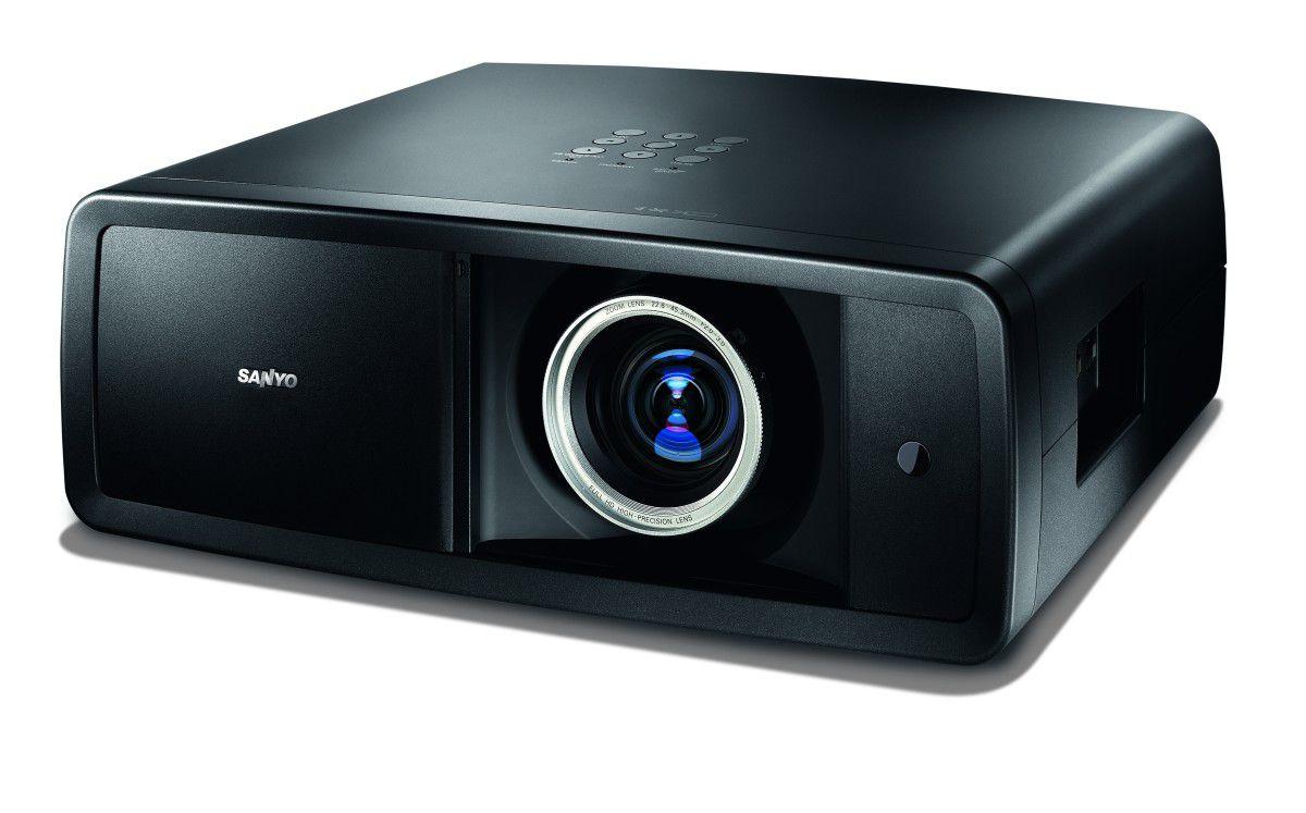 Wonderbaarlijk Zielgruppe Film-Fans: Sanyo bringt superleisen Full-HD-Beamer OL-66