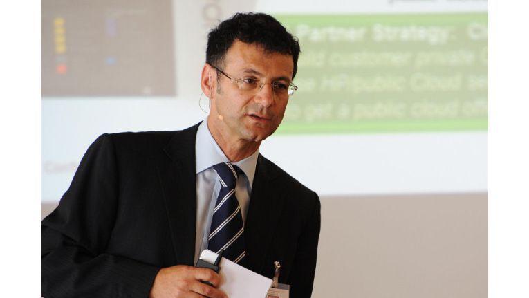 Ulrich Seibold, Geschäftsbereichsleiter Vertriebspartnerorganisation Enterprise Group bei HP Deutschland