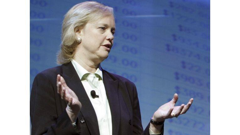 Meg Whitman sagen Analysten im Unterschied zu ihrem Vorgänger Leo Apotheker einen kommunikativen Führungsstil nach.