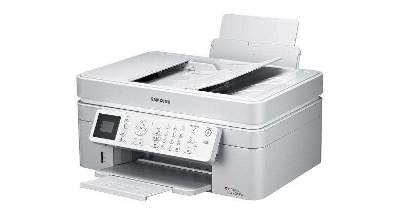Die neuen Samsung-Tintenstrahler sind im Design an die Laserdrucker angepasst.