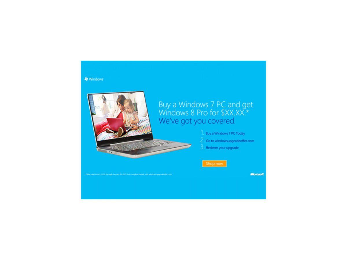 Gerüchte: Windows-8-Upgrade könnte erstmals kosten - channelpartner.de