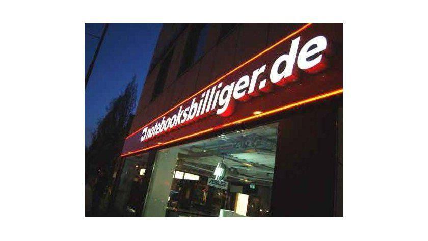 Notebooksbilliger.de bleibt im EHI/Statista-Ranking auch 2013 der umsatzstärkste Elektronikversender