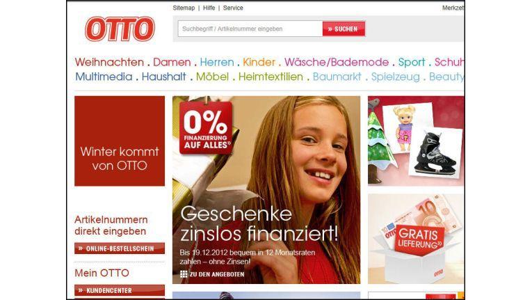 Otto Gutschein Panne Führt Zu Internet Bestellboom Channelpartnerde
