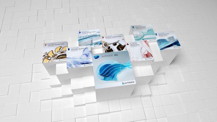 Autodesk, Dassault, PTC & Siemens PLM: CAD-Software für den ...