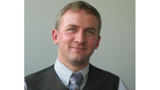 Carsten Trapp, Leiter IT Operations & stellv. CIO, Sick AG, Waldkirch.