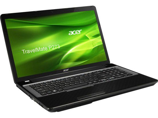 Acer Travelmate P2 Modelle: Inklusive Carry-in-Garantie.