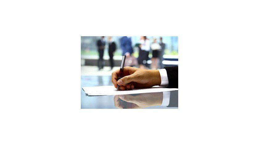 Mit der Unterschrift ist in der Regel eine Haftungsübernahme verbunden.