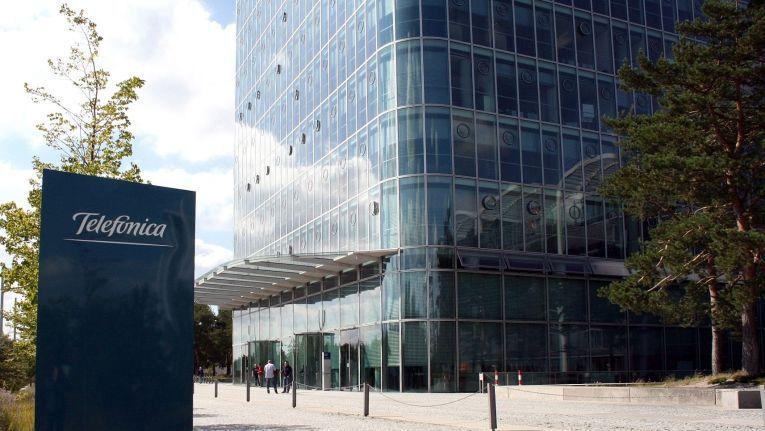 Telefonica Deutschlandzentrale in München