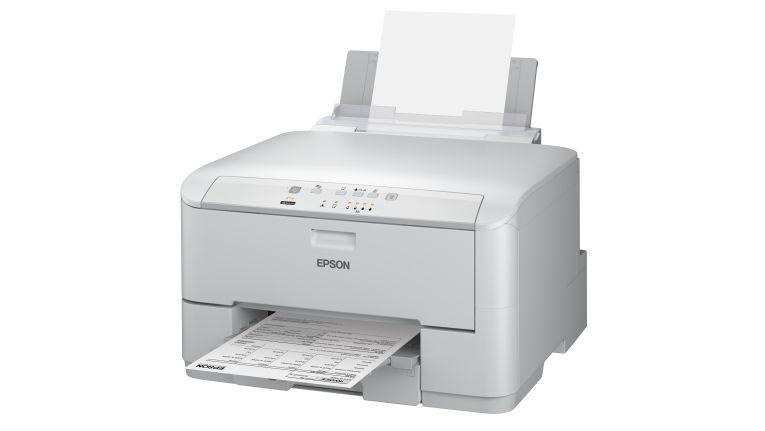 Die Business-Ink-Drucker des Modells WorkForce Pro WP-M4095 von epson ersetzen bei der Justiz in Niedersachsen 4.000 Laserdrucker des Typs ML3471 von Samsung.
