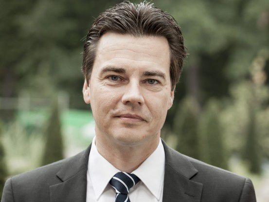 Andree Stachowski, Leitung Vertrieb Cloud Solutions, Mitglied der Geschäftsleitung der All for One Steeb AG