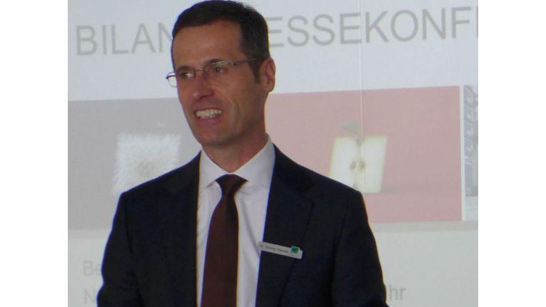 Dr. Thomas Olemotz, Vorstandsvorsitzender der Bechtle AG