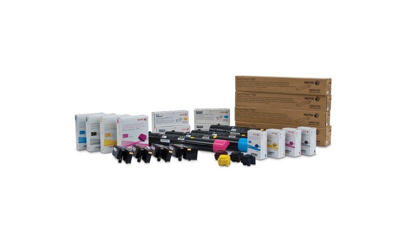 Verbrauchsmaterialien für Drucker und Kopierer sind beliebtes Objekt bei internationalen Fälscherringen.