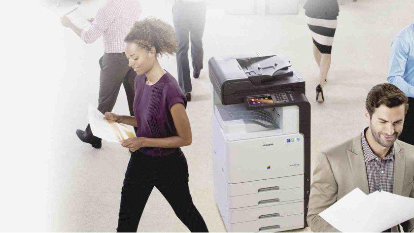 Business Core Printing Solutions: Samsung bietet zwei Drucklösungspakete unter einem Namen an.