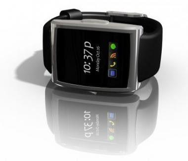 Allerta InPulse Watch: Bluetooth-Uhr für Blackberrys.