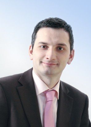 Marco Di Filippo, Regional Manager Germany bei der Compass Security Networking Computing AG.