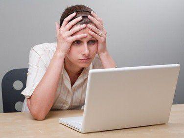 So schwer es manchmal fällt, aber auch für Online-Bewerber gilt: Nur nicht aufgeben!(Quelle: Fotolia, Istvanffy)