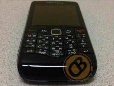 Blackberry Pearl 9100: RIM bringt neuen Fashion-Blackberry heraus.