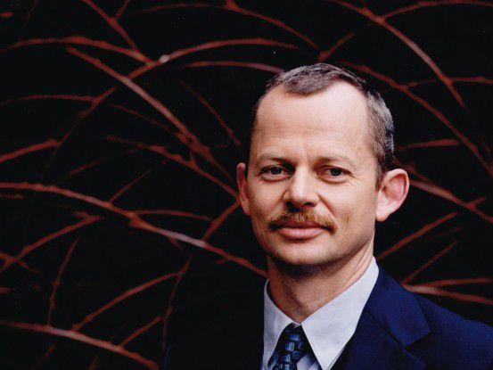 Infineon-Chef Peter Bauer