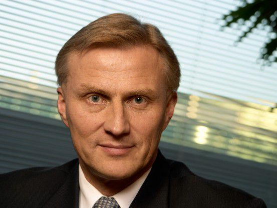 Anssi Vanjoki, Executive Vice Presidents Markets, Nokia