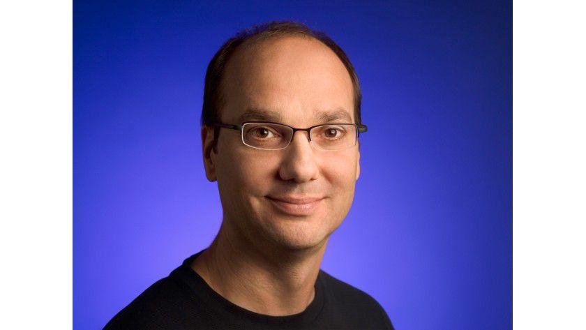 Andy Rubin: Google hatte die von ihm mitgegründete Firma Android 2005 gekauft. Jetzt hat Rubin Google verlassen.