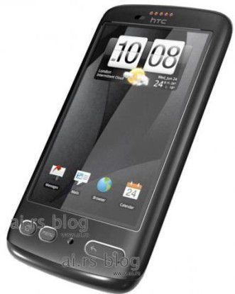 Das HTC Bravo weist die für HTC-Geräte typische Oberfläche auf.