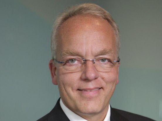 Wolfgang Gaertner, CIO Core Banking, Deutsche Bank