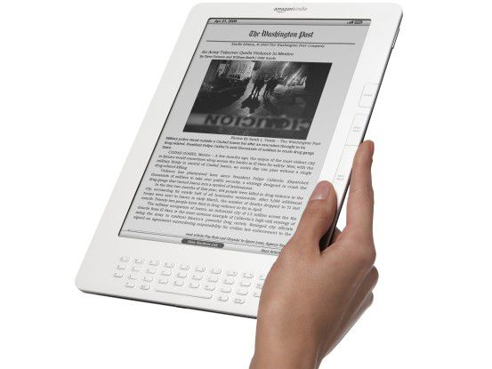 """Amazons E-Book-Reader """"Kindle DX"""""""