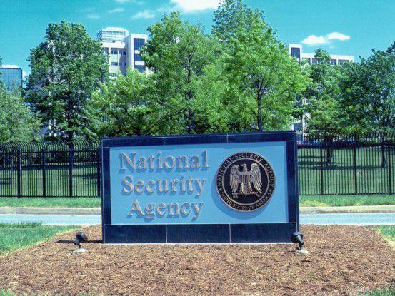 Die NSA - es gibt sie also wirklich.