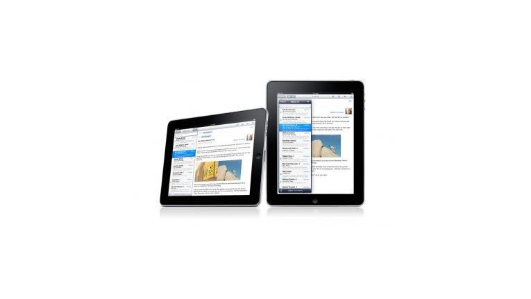 Die Materialkosten des iPads bieten Spielraum für eine Senkung des Verkaufspreises