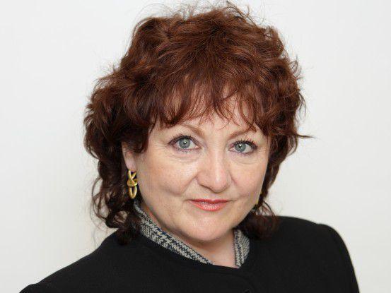 COMPUTERWOCHE-Redakteurin Karin Quack