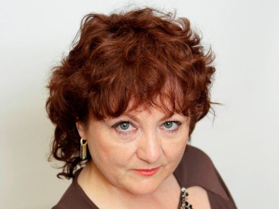 Karin Quack aka Sibylle Pythia, COMPUTERWOCHE-Redakteurin