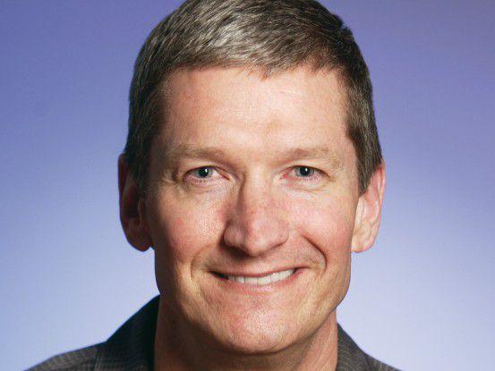 Apple-COO Tim Cook
