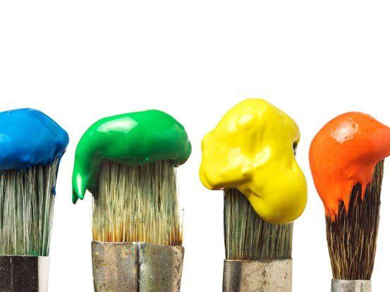 In Indien sind auch die Rechenzentren farbenfroh. Quelle: Fotolia, A. Stennikov