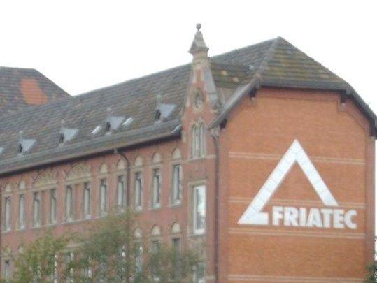 Friatec-Verwaltung in Mannheim