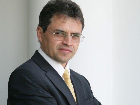 Serafinis Nachfolger im Amt des Senior Vice President und Managing Director von HP Europe, Middle East and Africa (Emea) wird Jan Zadak. Foto: HP