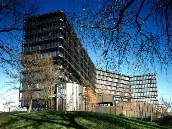 Europäisches Patentamt, Isargebäude München