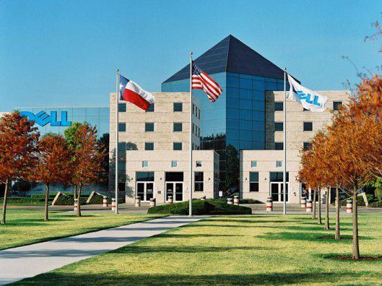 Dell-Zentrale in Round Rock, Texas