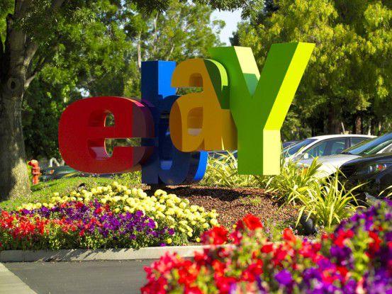 eBay-Zentrale in San Jose, Kalifornien