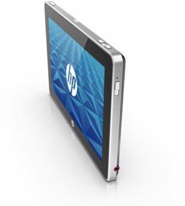 Fehlstart: Das Anfang 2010 vorgestellte HP Slate wurde nicht auf den Markt gebracht. Foto: HP