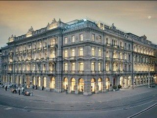 Die Credit Suisse ist in Zürich beheimatet