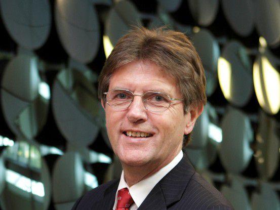 Klaus Vitt, CIO der Bundesagentur für Arbeit erneuert die IT der Behörde in allen Bereichen.