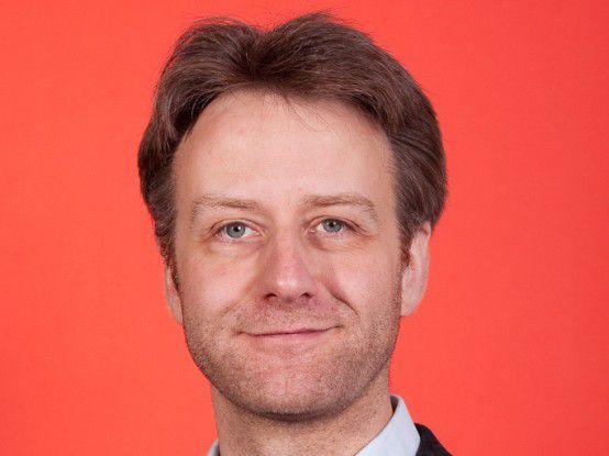 """""""Eine Menge Leute stehen in den Startlöchern"""", sagt Jens Seipenbusch, Mitbegründer der deutschen Piratenpartei."""