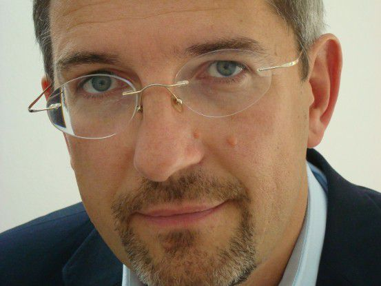 Thomas Henkel ist Vice President Global IT der Amer Sports Corp.