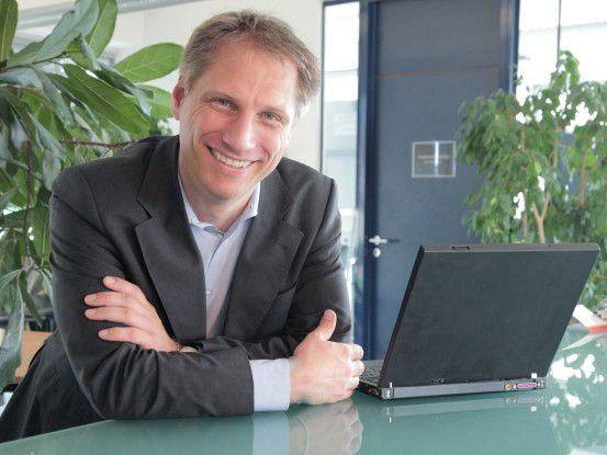 Frank Pörschmann zeichnet seit dem 1. Mai 2010 bei der Deutschen Messe AG als neuer Leiter des Geschäftsbereichs CeBIT verantwortlich.