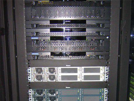 Die vorkonfigurierten vBlocks sind die Hardwarebasis des Private-Cloud-Angebots von EMC, Cisco und VMware (Bild: EMC)