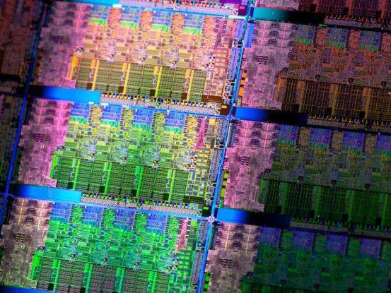 """Bei den neuen """"Sandy-Bridge""""-Chips ist die GPU gleich mit an Bord."""