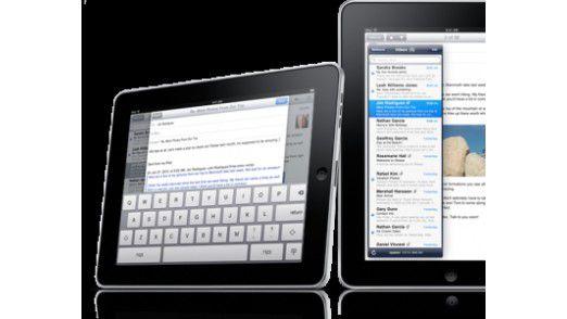 250 iPads für Studenten im ersten Schritt; W-Lan auf dem gesamten Campus, dazu spezielle Uni-Apps.